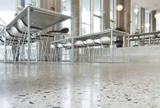 polished concrete floors Melbourne