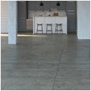 burnished concrete finish