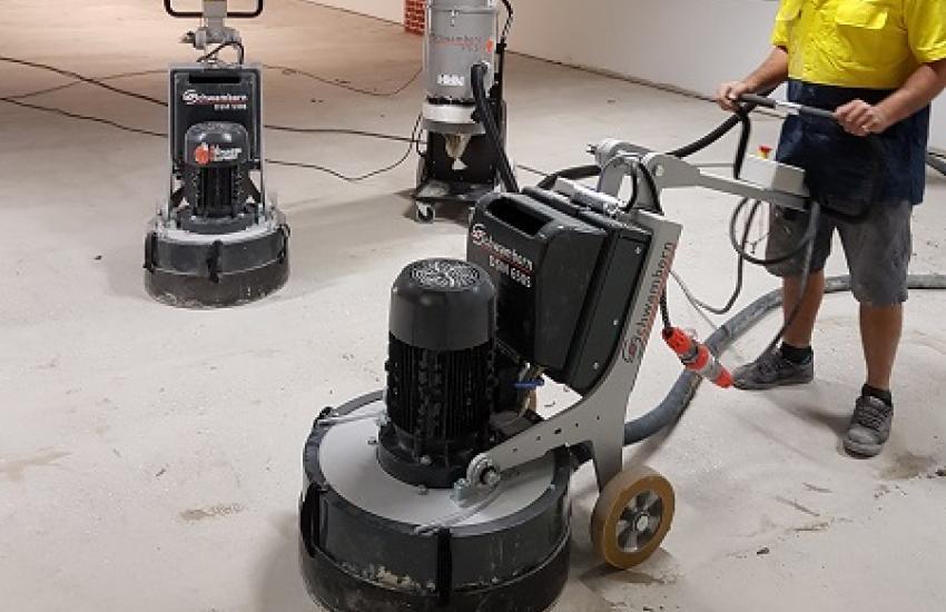 concrete grinding Melbourne