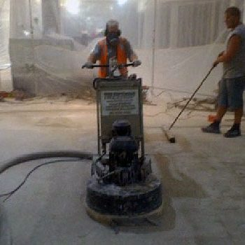 grind and seal concrete